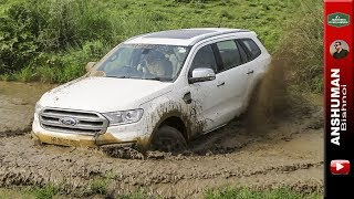 Endeavour, Xenon, Fortuner, Thar, V-Cross: Weekend Offroading Aug 2018