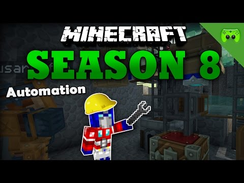 AUTOMOTION «» Minecraft Season 8 # 59 HD