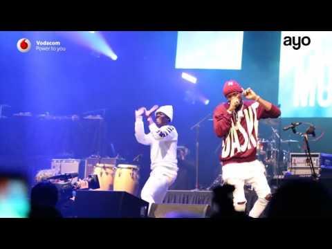 Diamond kwenye show ya One Africa Music Festival New York Marekani