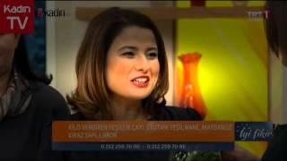 1 ayda 4 kilo verdiren çay tarifleri - DR Ayça Kaya