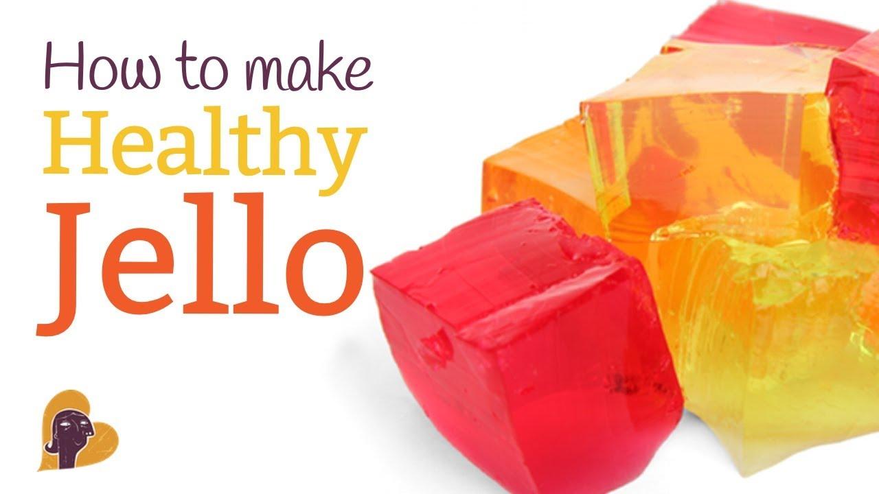 How To Make Natural Jello