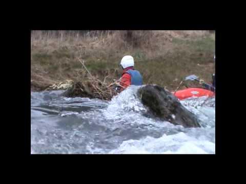 Descente de l argens en kayak
