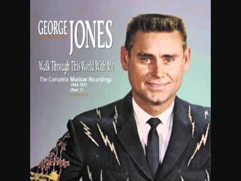 George Jones - Long As We