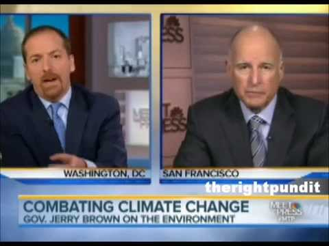 Jerry Brown: Ted Cruz Unfit to Be Pres