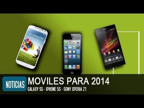 Samsung Galaxy S5 vs iPhone 5S vs Sony Xperia Z1 (2014 ...