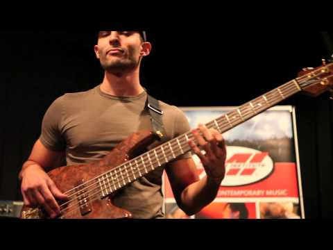 Musicians Institute at Bass Player Live 2012
