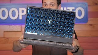 LENOVO LEGION Y530: UNBOXING E HANDS ON!
