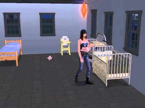 The Sims 2 Double Deluxe - What happens when someone doesnt...