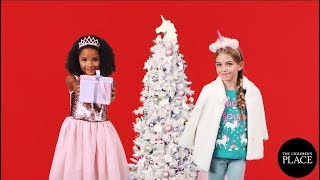 Kids Style Squad: Rhys & Haylie's Holiday Gift Exchange | The Children's Place