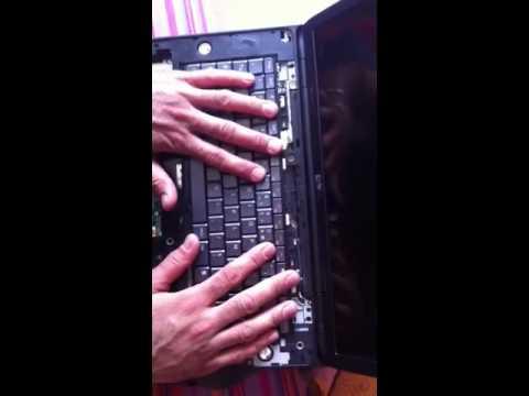 dell l 501x changement clavier ordinateur portable youtube. Black Bedroom Furniture Sets. Home Design Ideas