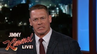 John Cena's Epic Response to Dwayne Johnson's Threat