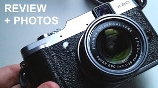 Fuji X20 12 MP Digital Camera Review