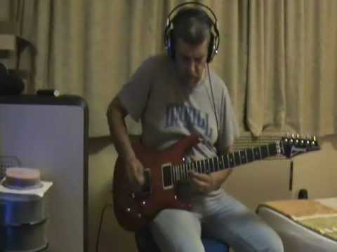 Last Horizon (by Brian May) Cover