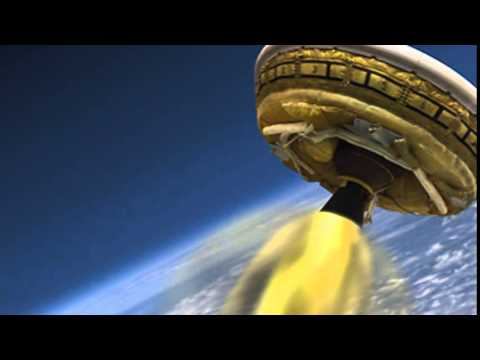 NASA Launching FLYING SAUCER to Mars!