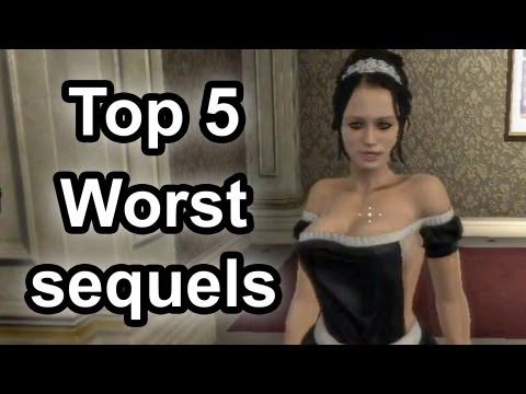 Top 5 - Worst sequels in gaming
