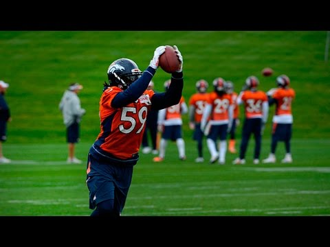 Danny Trevathan talks playing the Packers, Patriots, Colts and Bears 1:21
