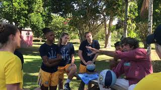 Marquette Women's Basketball at Yarrabah