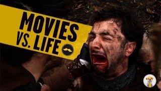 Sự khác biệt giữa phim và đời thật