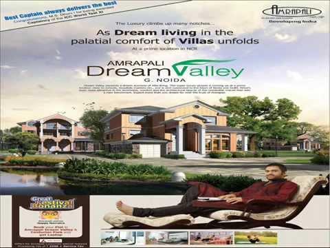 Amrapali Dream Valley Villas Greater Noida Extension Resale High Rise Price List II 2 Floor Plan Map