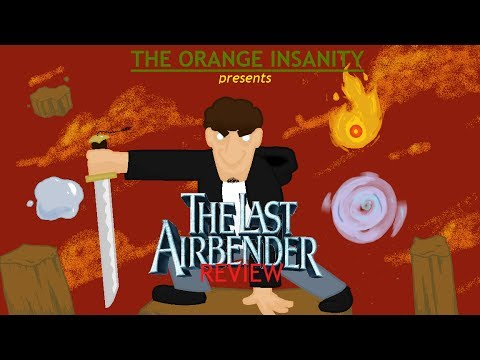 The Last Airbender Review - The Orange Insanity video