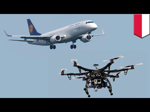 WARSAW, POLAND � A German passenger plane was involved in a near miss with a drone during its approach to an airport in Poland on Monday. Lufthansa flight 1614 from Munich to the Polish...