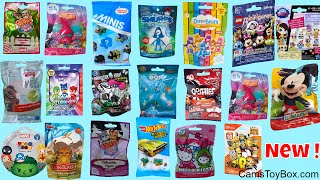20 Blind bags Opening RARE Despicable Me 3 Disney Cars Care Bears PJ Masks Monster High Tsum Hello K