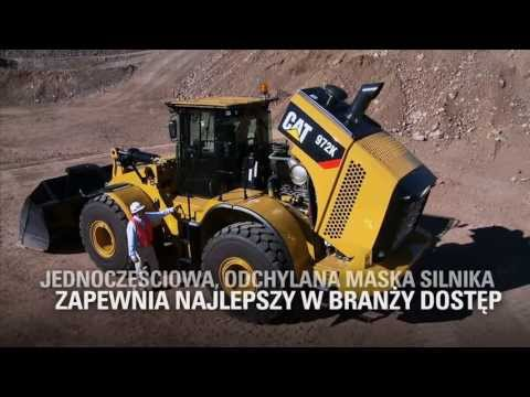 Cat K Series Offers Faster Service and More Uptime (POLISH)