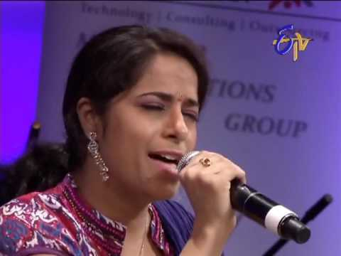 Manasa Malli Malli Chusa Song - Vamsi Priya Performance in ETV Padutha Theeyaga - USA -ETV Telugu