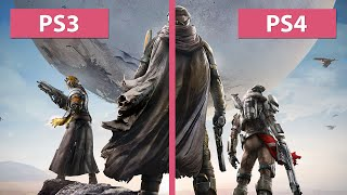 Destiny – PS3 vs. PS4 Graphics Comparison [FullHD]