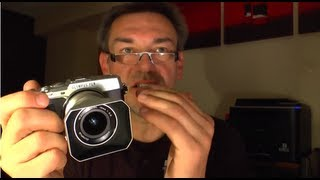 Olympus PEN E-P5 - Preview (English Version)