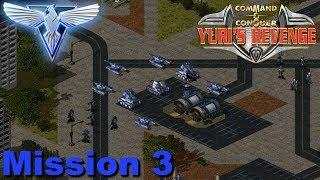 Alliierte M3: Power Play - C&C: Yuri's Rache | Let's Play (German)