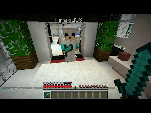 Minecraft Mini-Game : HIDE AND SEEK 2!