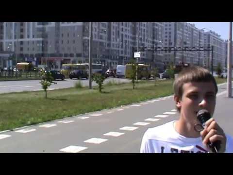 """Исполнение песни """"Запоёт душа"""" о микрорайоне Академический (Екатеринбург)"""