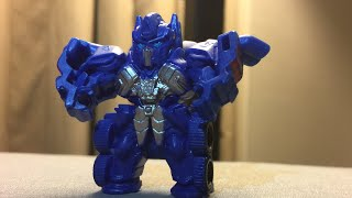 Transformers TLK Tiny Turbo Changers Optimus Prime