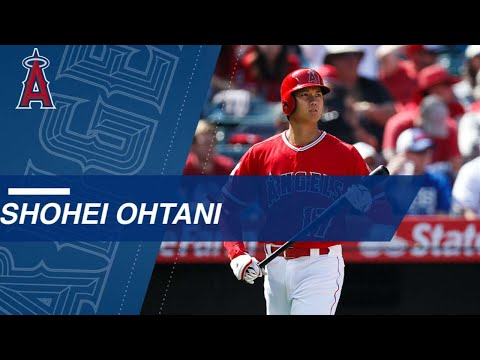 The best moments from Ohtani's 2018 Opening Week