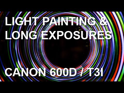 Light Painting   Canon 600D   Lumix LX5   Long Exposures   Slow Shutter Speed   Photography   Orbs