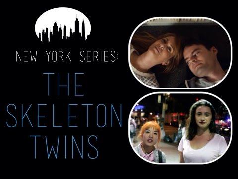 New York Series: The Skeleton Twins (2014)