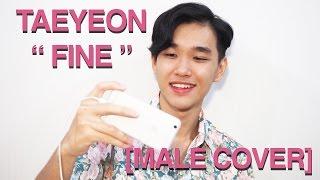 [MALE COVER] TAEYEON 태연 - FINE