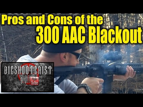 300 AAC Blackout Overview