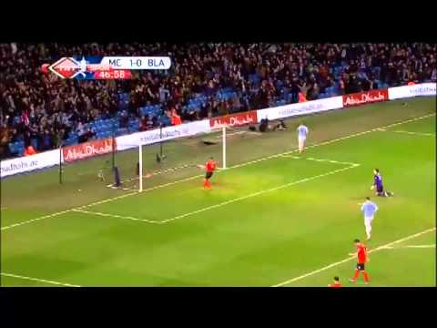 Manchester City 5 - 0 Blackburn Rovers HİGHLİGHTS