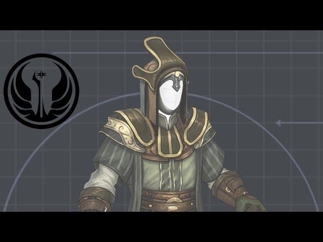 SWTOR PVP: Jedi Sage Voidstar - level 11 - 2.4