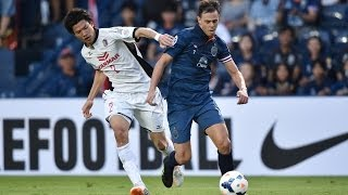 Buriram United vs Cerezo Osaka: AFC Champions League 2014 (MD4)