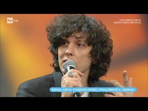 Ermal Meta e Fabrizio Moro: vittoria dopo la polemica (1^ parte) - Domenica In 11/02/2018