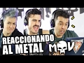 ¡YOUTUBERS REACCIONANDO A METAL EN TUBECON!