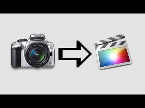 Convert DSLR Video For Editing