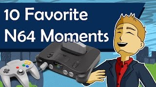 10 Favorite Moments in Nintendo 64 Games