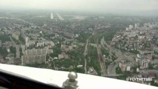Approach to Sofia RWY09 ( SOF / LBSF ) Aiport