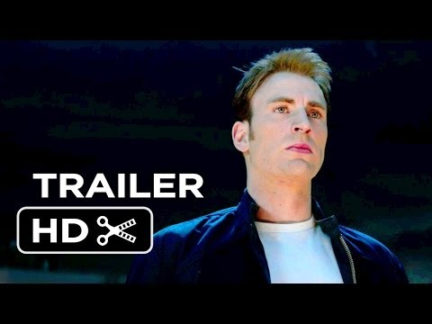 Captain America: The Winter Soldier Official 4 Min Preview Trailer (2014) - Marvel Movie HD klip izle