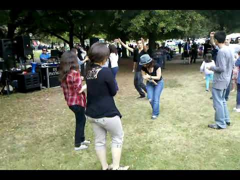 Persian Dance 13bedar California San Dimas Park 2 (raghse Irani) video