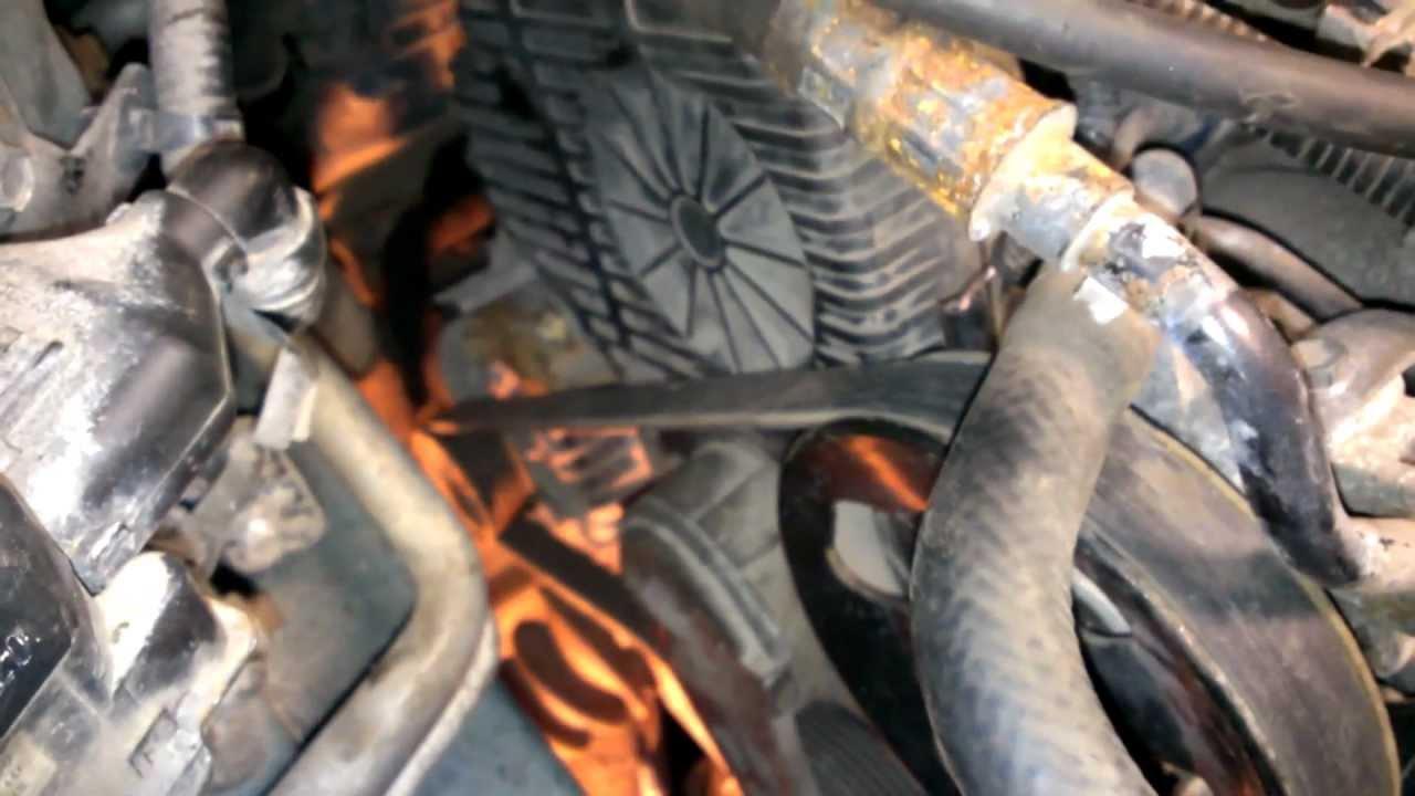 2005 Kia Sportage V6 2 7l Quick Timing Belt Water Pump